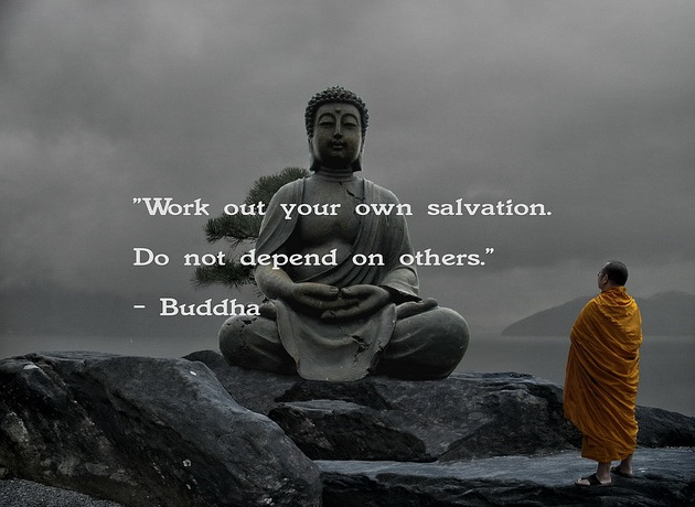 Buddha Quotes and Sayings, work
