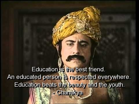 Chanakya Quotes and Sayings, education, wise