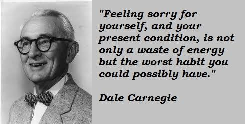 Dale Carnegie Quotes and Sayings, sorry, wise, brainy