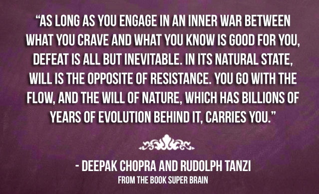 Deepak Chopra Quotes and Sayings, wisdom, brainy