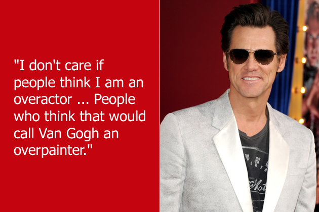 Jim Carrey Quotes and Sayings, best, positive