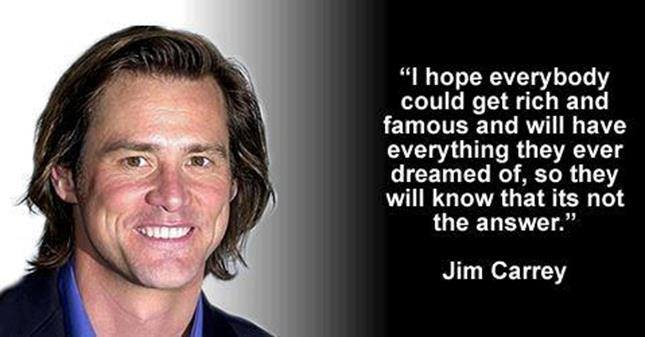 Jim Carrey Quotes and Sayings, famous, brainy