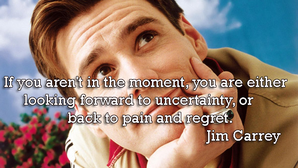 Jim Carrey Quotes and Sayings, pain, great