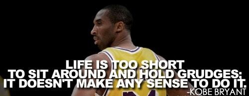 Kobe Bryant Quotes and Sayings, life, short