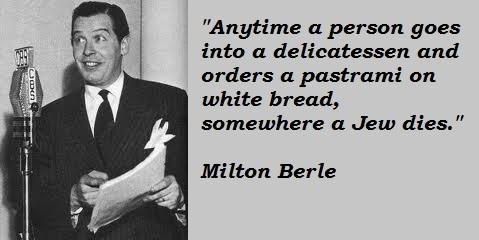 Milton Berle Quotes and Sayings, deep, wise