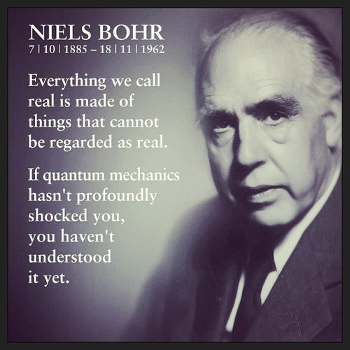 Niels Bohr Quotes and Sayings, wise, famous