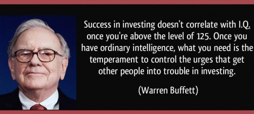 Warren Buffett Quotes and Sayings, success, brainy