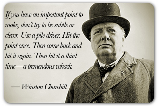 Winston Churchill Quotes and Sayings, meaningful, famous