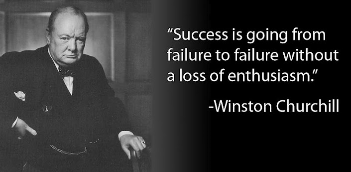 Winston Churchill Quotes and Sayings, success, deep