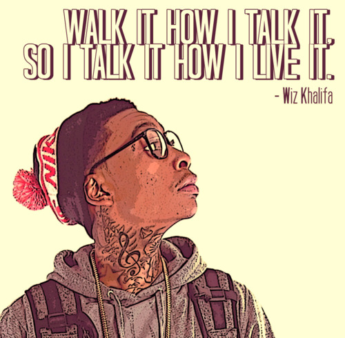 Wiz Khalifa Quotes and Sayings, famous, deep