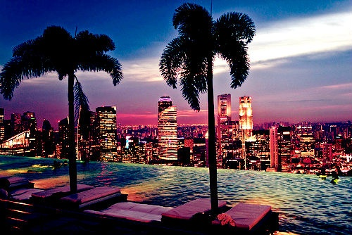 Miami Beach Nightlife Sunset Pool Fav Images Amazing