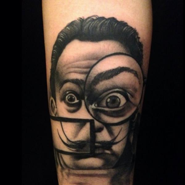 best tattoos, design, ideas, style, tattoo, man, eyes