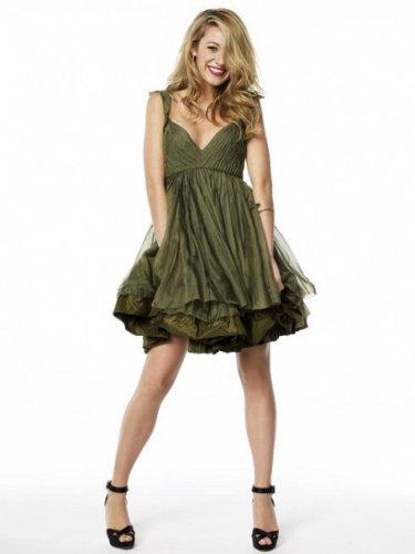 Blake Christina Lively, celebrity, actress
