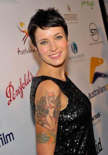 Diablo Cody, color tattoos