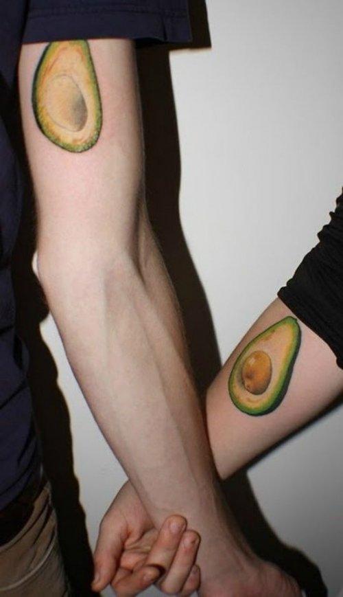 Gastro tattoos, food, design, idea, photography