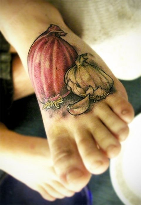 Gastro tattoos, food, design, idea, tattoo, photo