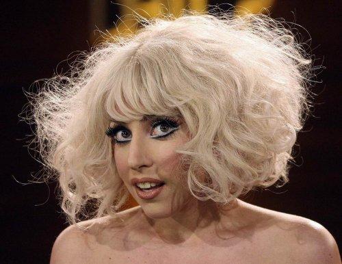 Hairstyle, Lady Gaga, style, singer, photoshoot