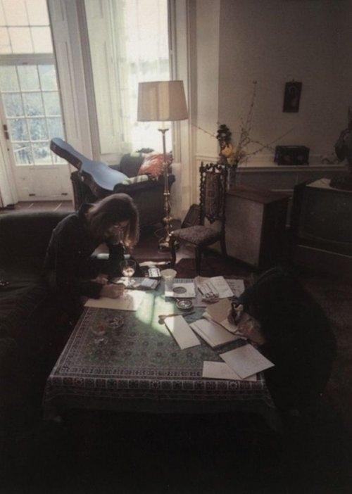 John Lennon, singer, poet, composer, writer, artist