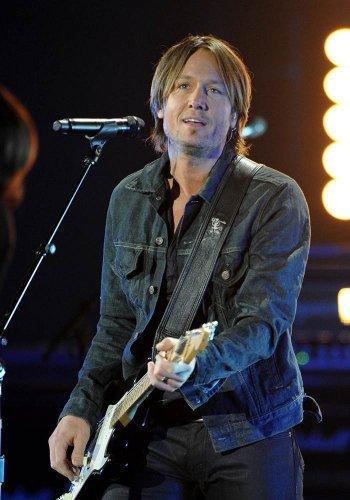 Keith Urban, Australian country singer