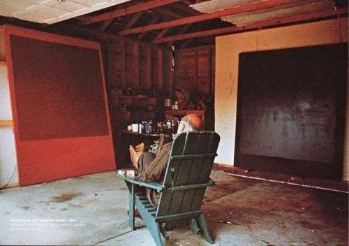 Mark Rothko, the artist
