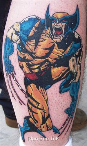 Tattoo, style, X-Men, design, ideas, photography