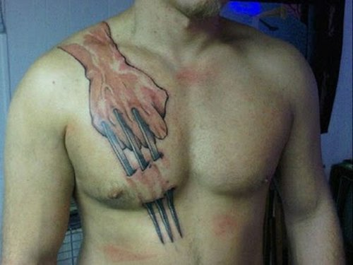 Tattoo, style, X-Men, design, ideas, pics