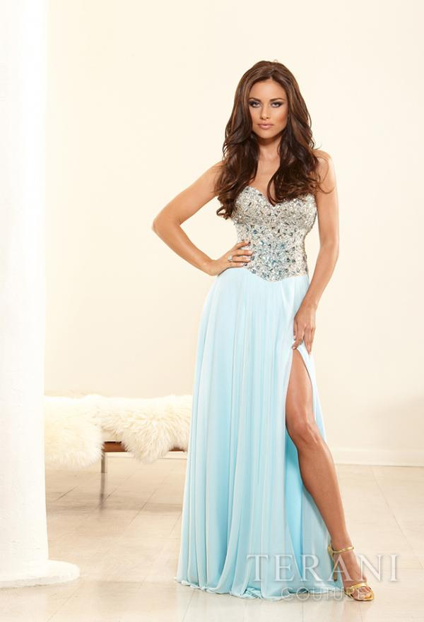 Awesome prom dress, girls style, beauty, photo