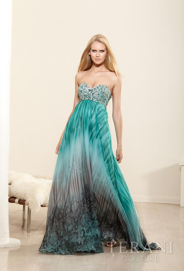 Awesome prom dress, lady style, beauty