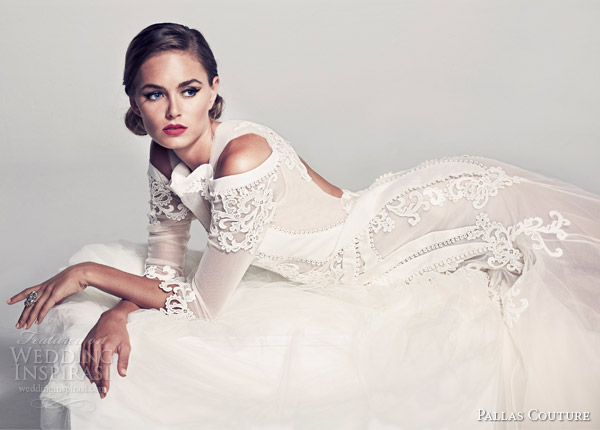 Awesome wedding dress, outfit, lady, picture