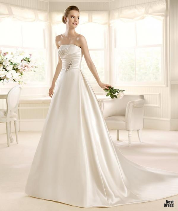 Best designer wedding dress, stylish gown, lady, photoshoot