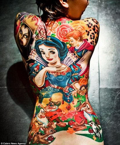Fabulous tattoo, design, tattoos, back