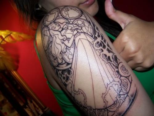 Fabulous tattoo, design, tattoos, image