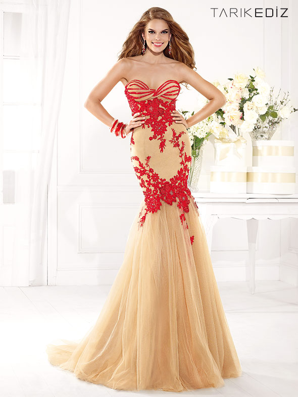 Glamour elegant evening women dresses, style
