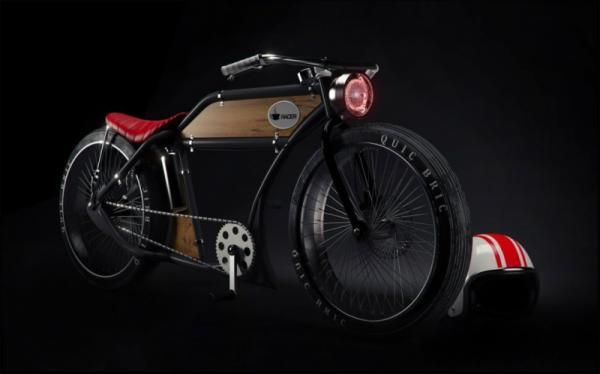 Interesting and unique bike, design, image