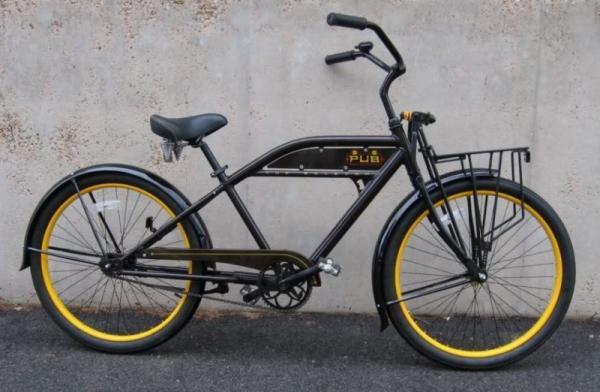 Interesting and unique bike, design, photography