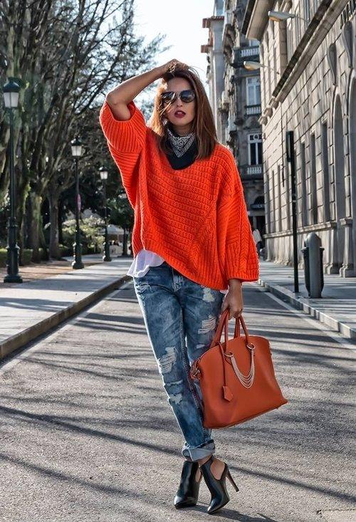 Ripped jeans, fashion, clothes, denim, woman, pics