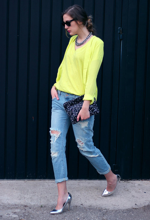Ripped women jeans, fashion, outfits, woman, pics