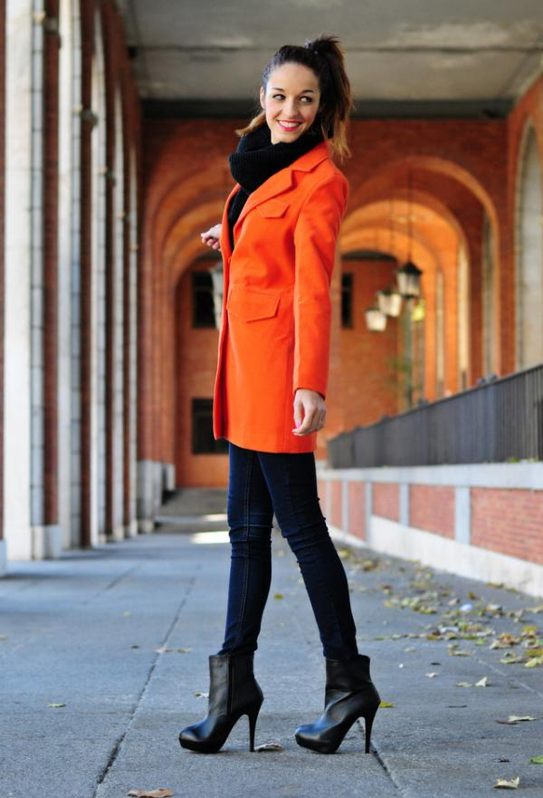 Stylish coats for winter, fashion, outfit, female, photo