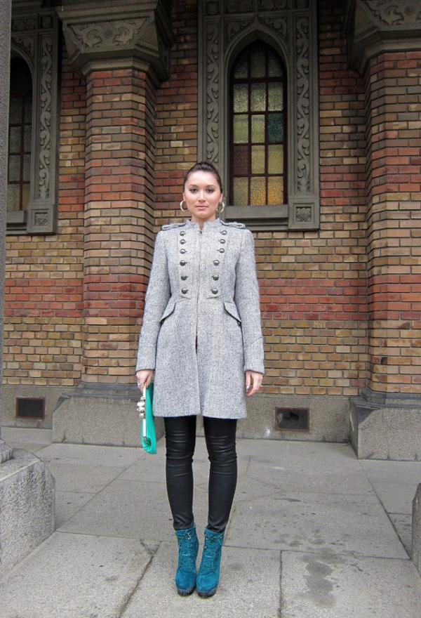 Stylish coats for winter, fashion, outfit, female, photography