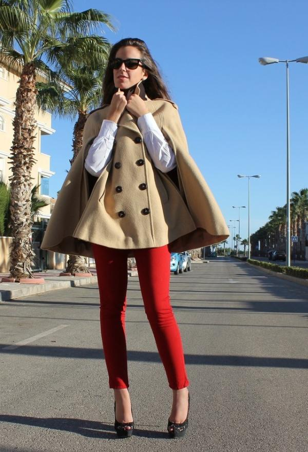 Stylish coats for winter, fashion, outfit, female, photoshoot