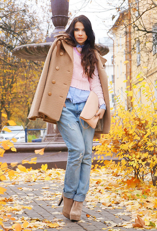 Stylish coats for winter, fashion, outfit, female