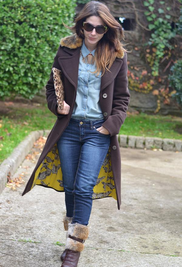 Stylish coats for winter, fashion, outfit, lady, pics