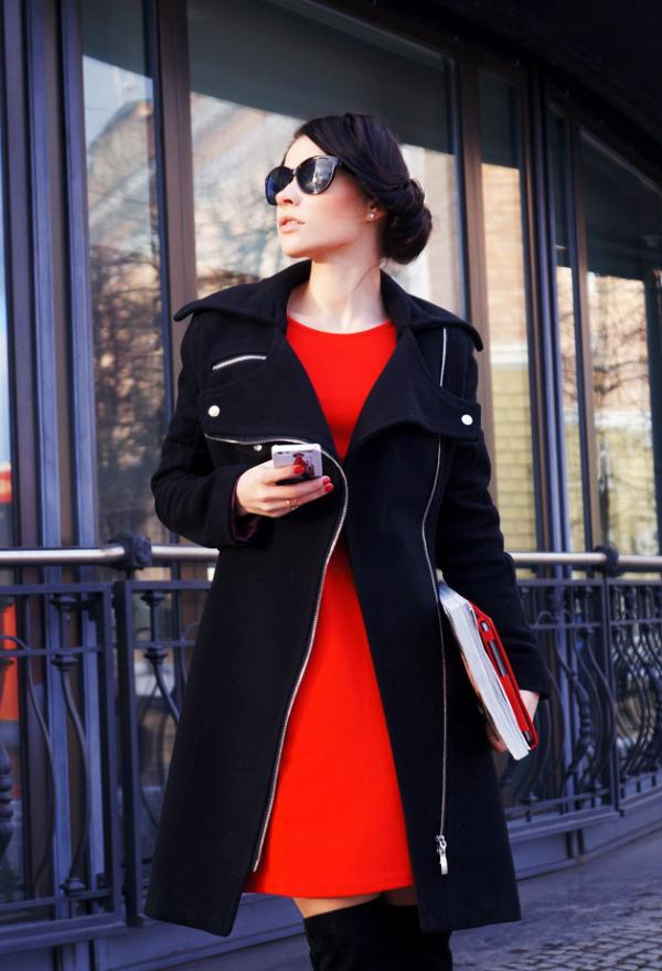 Stylish coats for winter, fashion, outfit, lady, picture