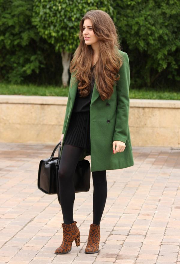 Stylish coats for winter, fashion, outfit, woman, picture