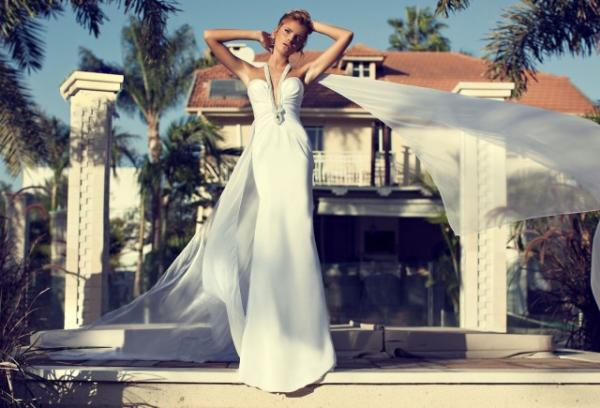 White wedding dress, fashion, beauty, girl, picture