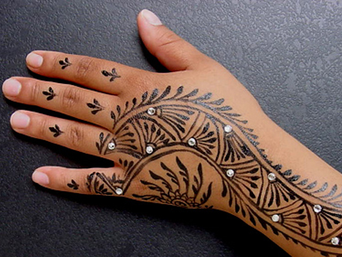 Henna tattoo designs 3