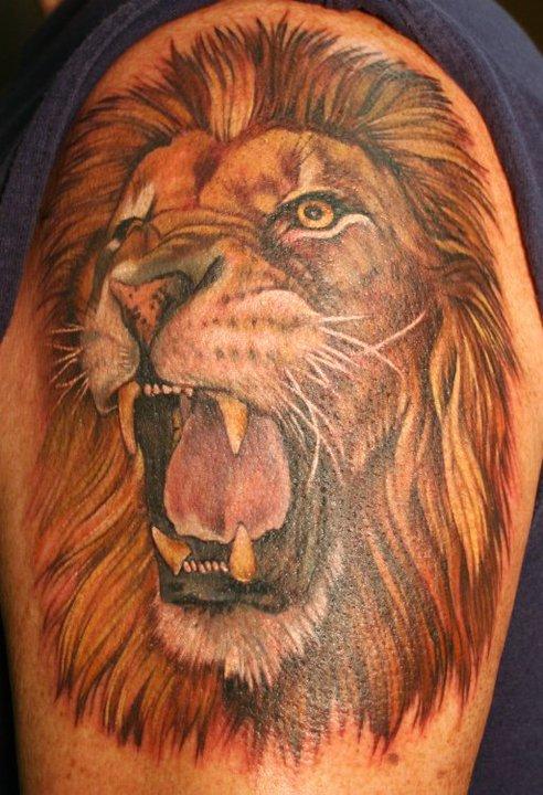 Lion tattoo designs 2