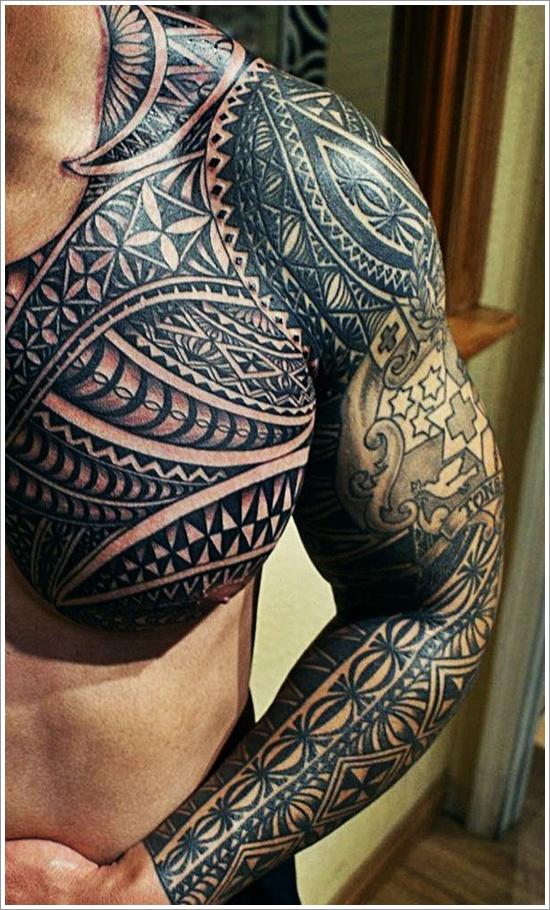 Maori tattoo designs 2