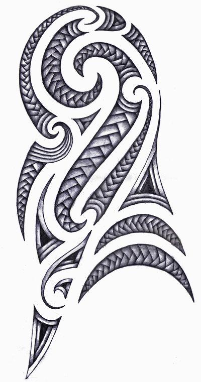 Maori tattoo designs 5