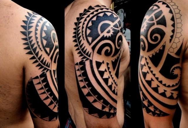 Maori tattoo designs 6